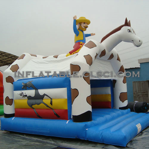 T2-2531 Inflatable Bouncers