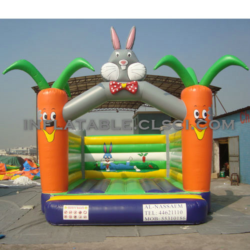 T2-2536 Inflatable Bouncers