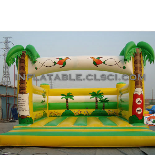 T2-2539 Inflatable Bouncers