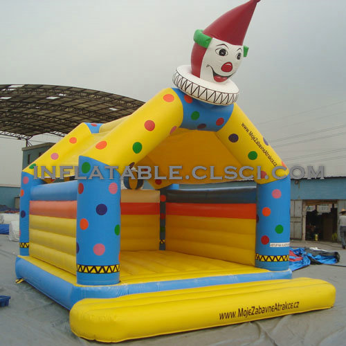 T2-2540 Inflatable Bouncers