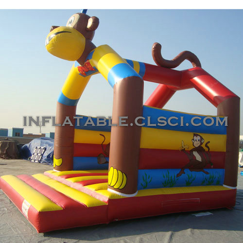 T2-2541 Inflatable Bouncers
