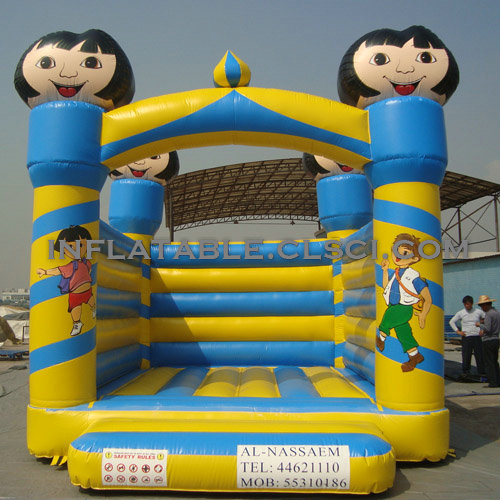 T2-2542 Inflatable Bouncers