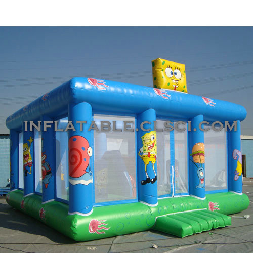 T2-2545 Inflatable Bouncers