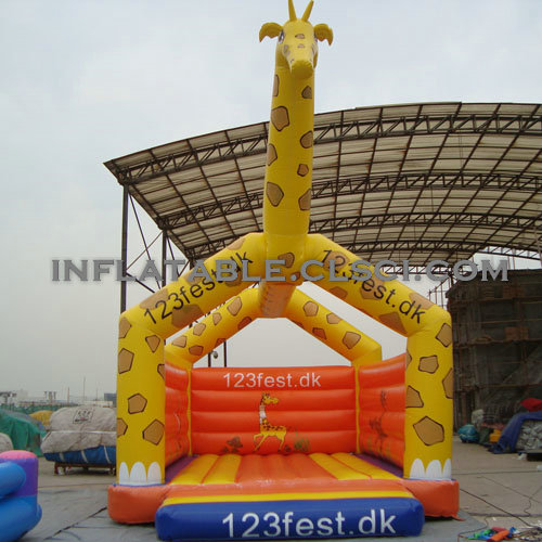 T2-2553 Inflatable Bouncers
