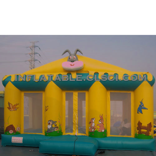 T2-2555 Inflatable Bouncers