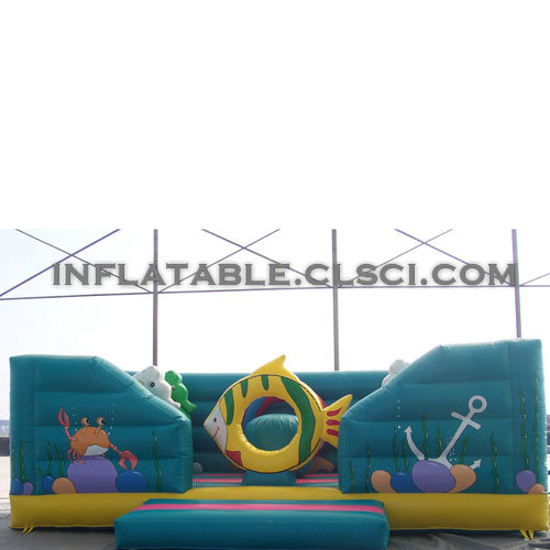 T2-2556 Inflatable Bouncers