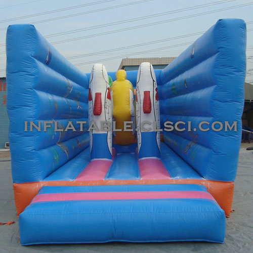 T2-2557 Inflatable Bouncers