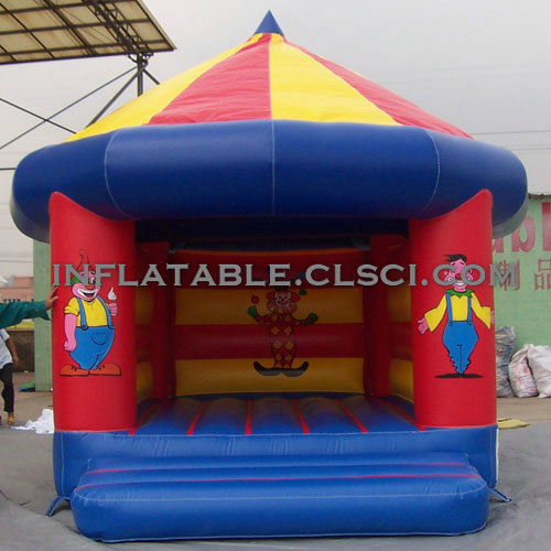 T2-2558 Inflatable Bouncers