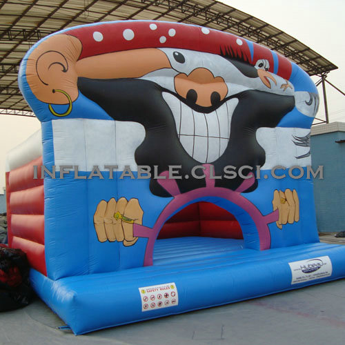 T2-2560 Inflatable Bouncers