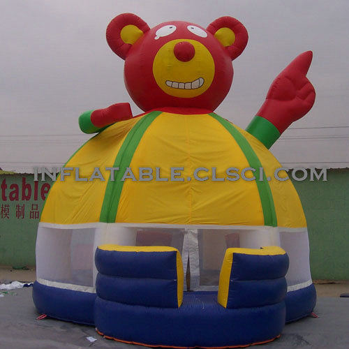 T2-2562 Inflatable Bouncers