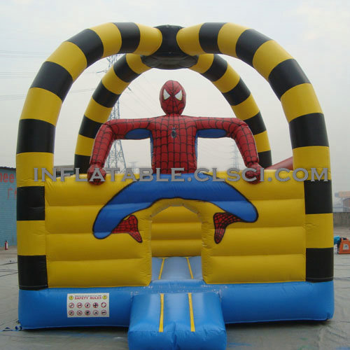 T2-2564 Inflatable Bouncers