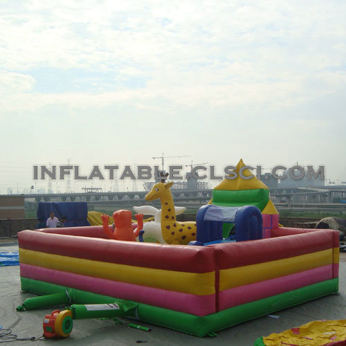 T2-2565 Inflatable Bouncers