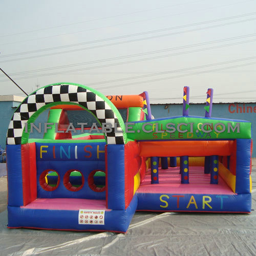 T2-2575 Inflatable Bouncers