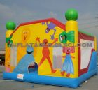 T2-2580 Inflatable Bouncers