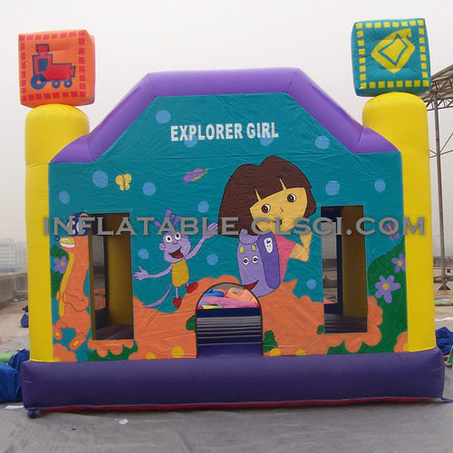 T2-2581 Inflatable Bouncers