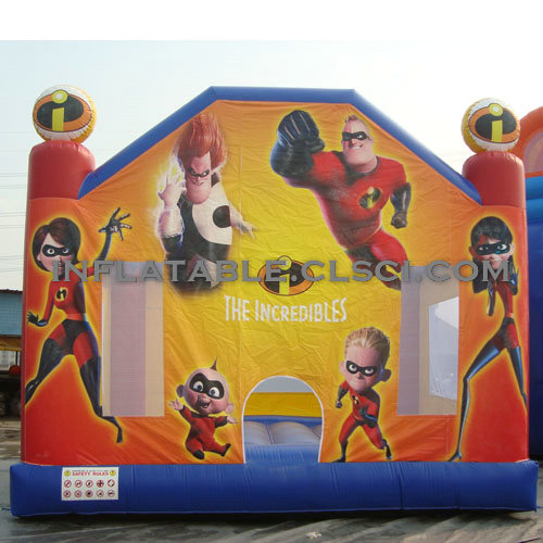 T2-2588 Inflatable Bouncers