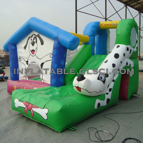 T2-570 Inflatable Bouncers