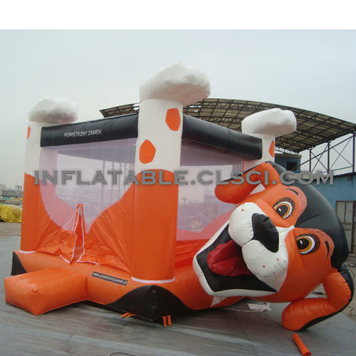 T2-2604 Inflatable Bouncers