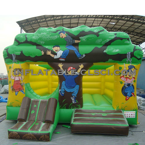 T2-2605 Inflatable Bouncers