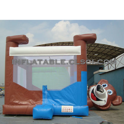 T2-2606 Inflatable Bouncers