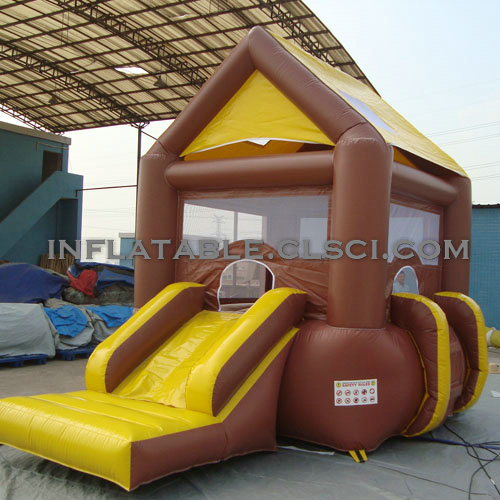 T2-2607 Inflatable Bouncers