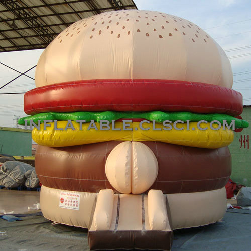 T2-2611 Inflatable Bouncers