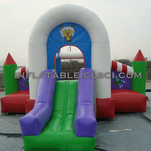 T2-2612 Inflatable Bouncers