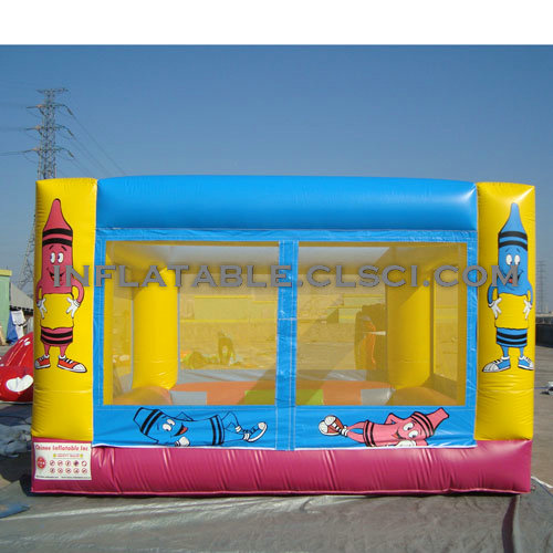 T2-2615 Inflatable Bouncers