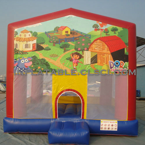 T2-2620 Inflatable Bouncers