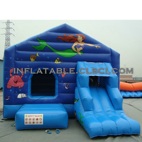 T2-2623 Inflatable Bouncers