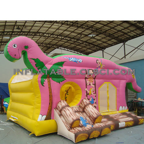 T2-2633 Inflatable Bouncers