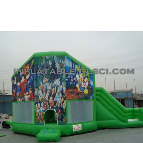 T2-2634 Inflatable Bouncers