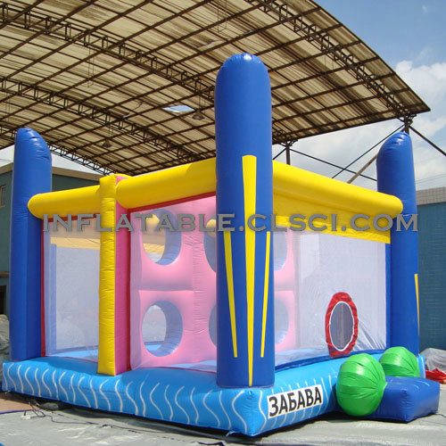 T2-2635 Inflatable Bouncers