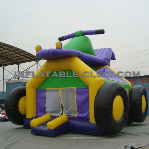 T2-2639 Inflatable Bouncers