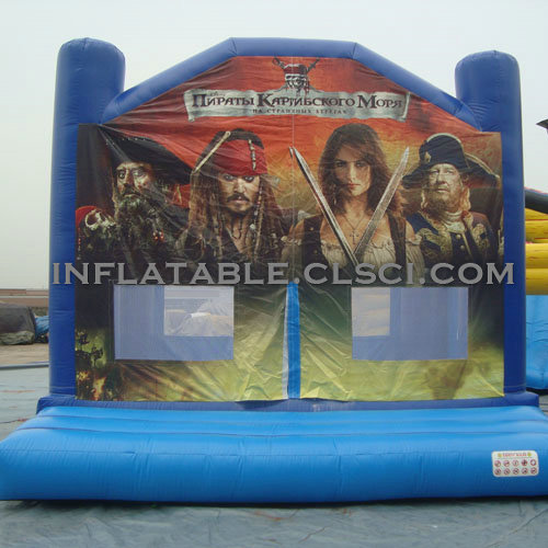 T2-2641 Inflatable Bouncers