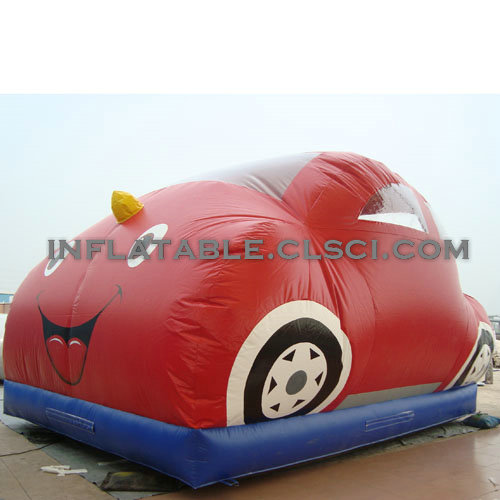 T2-2643 Inflatable Bouncers