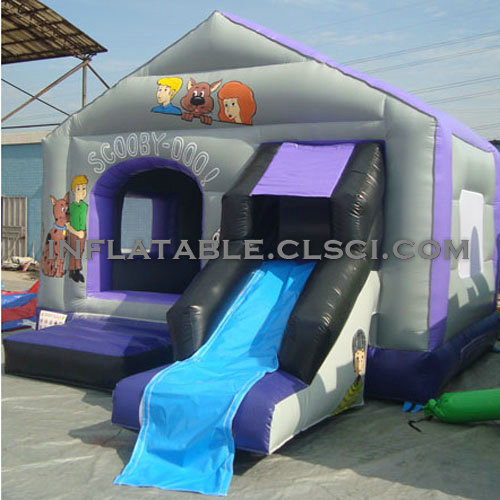 T2-2645 Inflatable Bouncers