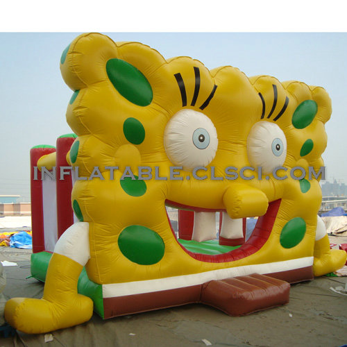 T2-2647 Inflatable Bouncers