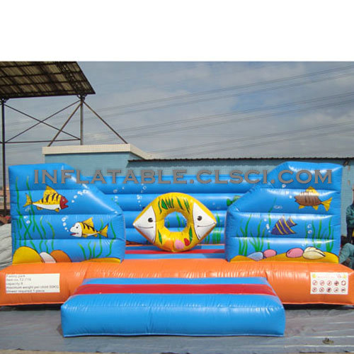 T2-2653 Inflatable Bouncers