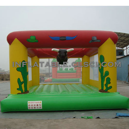 T2-2654 Inflatable Bouncers
