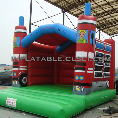 T2-2658 Inflatable Bouncers