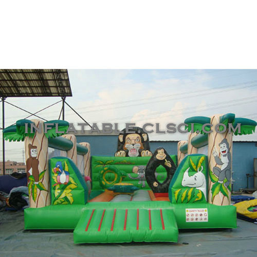T2-2659 Inflatable Bouncers