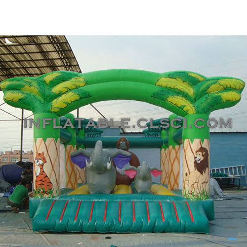T2-2662 Inflatable Bouncers