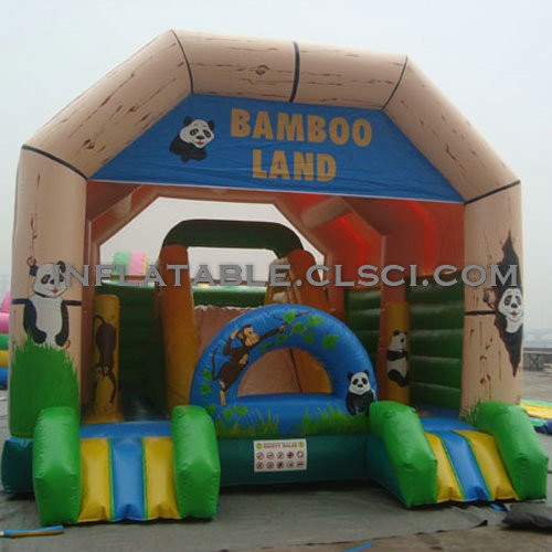 T2-2665 Inflatable Bouncers