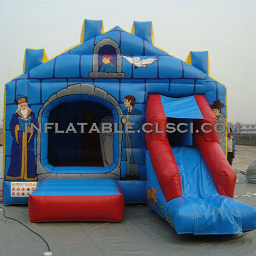 T2-2668 Inflatable Bouncers