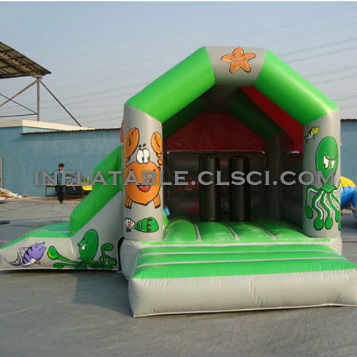 T2-2669 Inflatable Bouncers