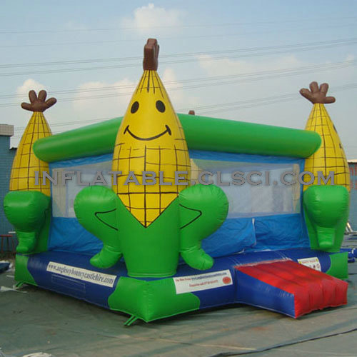 T2-2671 Inflatable Bouncers