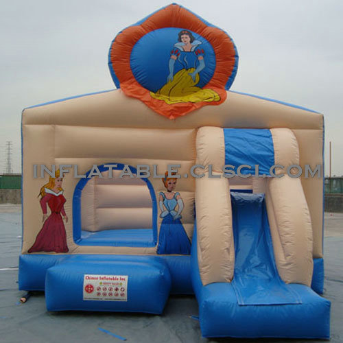 T2-2672 Inflatable Bouncers