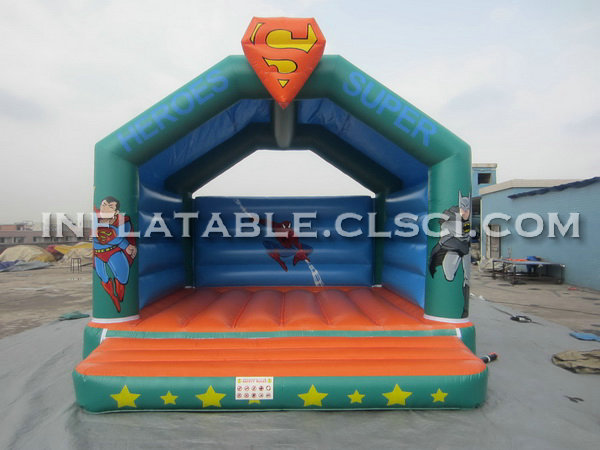 T2-2674 Inflatable Bouncers