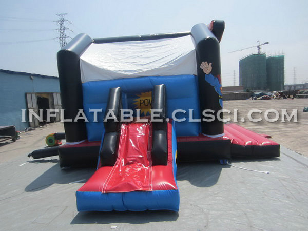 T2-2675 Inflatable Bouncers